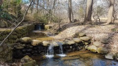 Dumbarton Oaks Trail